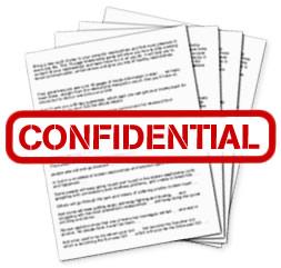 Private detectiveagency Kiev privacy policy. Private detective in Kiev confidential policy